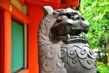 Myokenhongu Chiba Shrine, Chiba, Japan