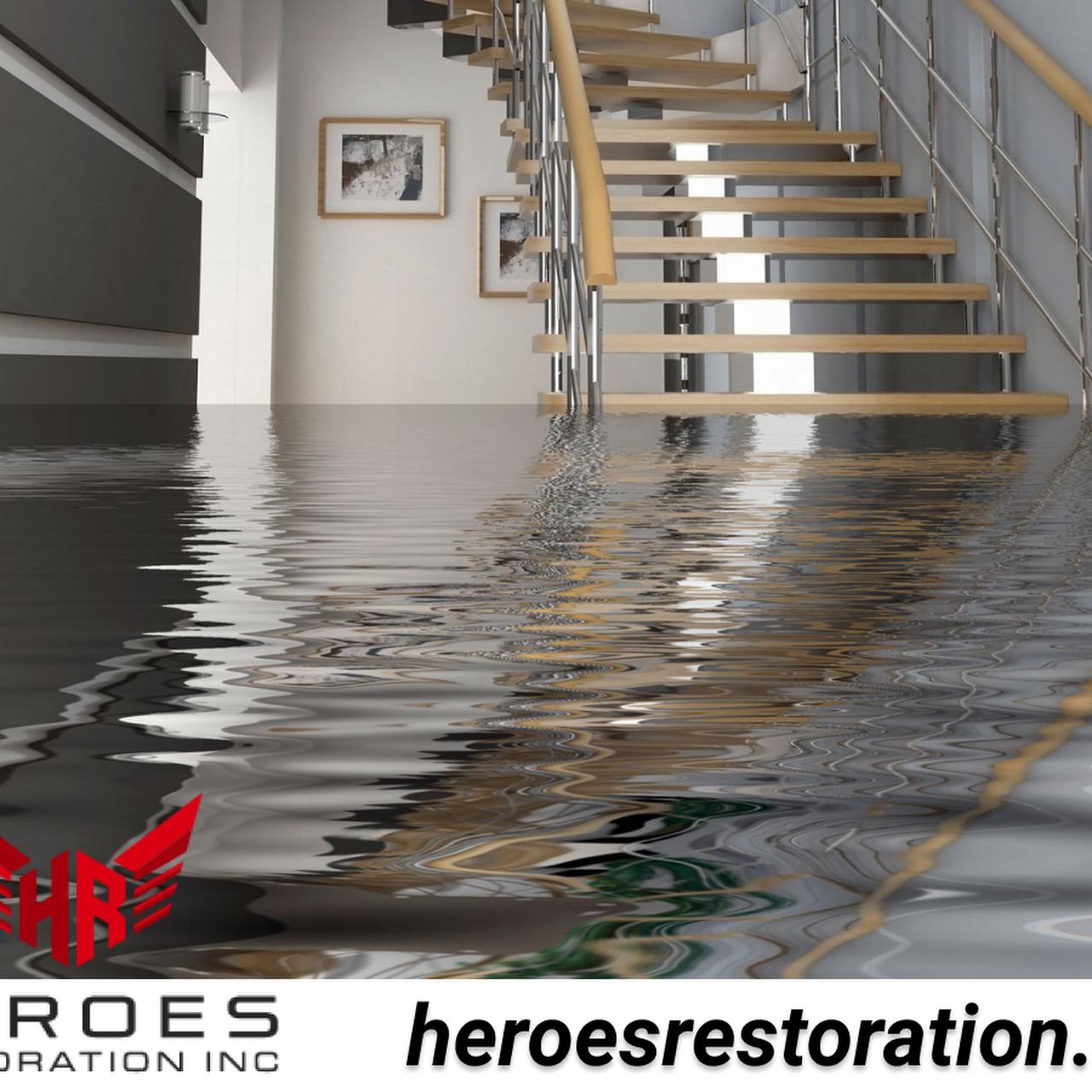 Water Damage Restoration Richmond, VA