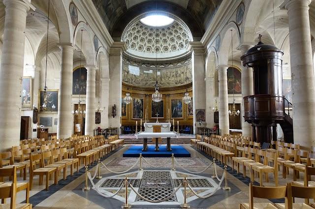 Église Notre-Dame-de-Bonne-Nouvelle