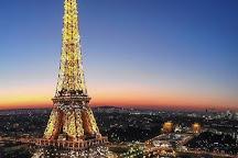 Buste de Gustave Eiffel, Paris, France