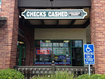 Payday Money Centers- Pacific Beach Payday Loans Picture