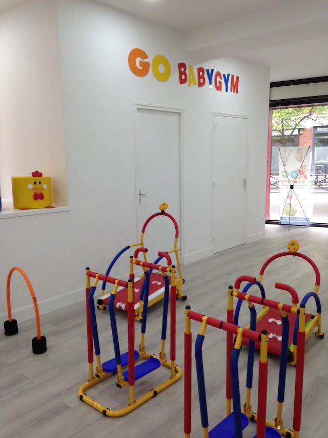 Gobabygym Paris 12