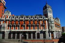 Edificio de la Real Compania Asturiana de Minas, Madrid, Spain