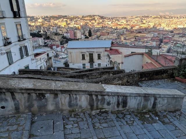 Panoramic Stairways