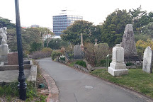 Bolton Street Cemetery, Wellington, New Zealand