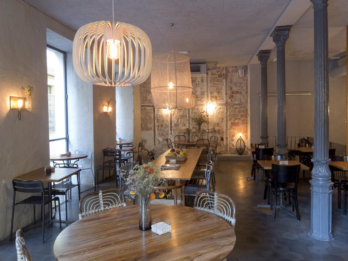 La China Mandarina: A Work-Friendly Place in Madrid