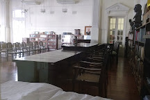 Biblioteca Publica de Niteroi, Niteroi, Brazil
