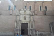 Collegiate Church of San Antolin, Medina del Campo, Spain