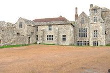 Carisbrooke Castle, Newport, United Kingdom