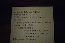 Yolo Cafe, Riga, Latvia