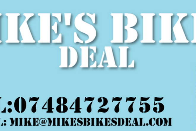 Mikes Bikes Deal, Deal, United Kingdom