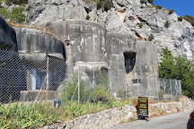 Fort of the Maginot Line, Sainte-Agnes, France