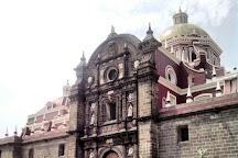 Puebla Cathedra, Puebla, Mexico
