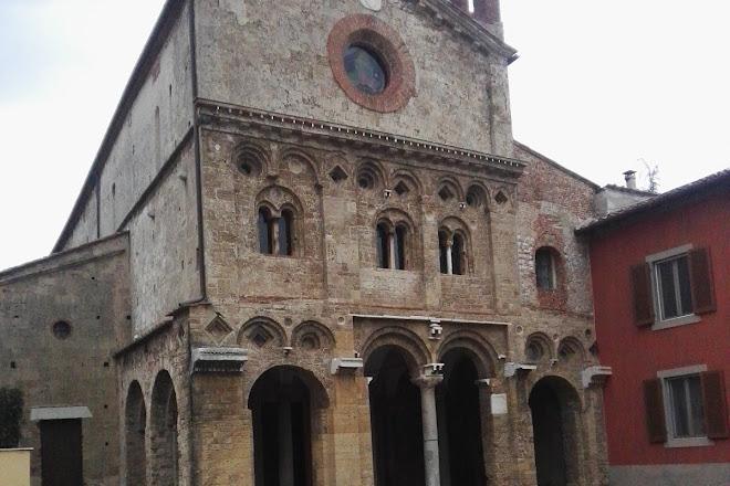 Chiesa di San Zeno, Pisa, Italy