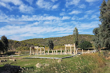 Temple of Artemis, Vravrona, Greece