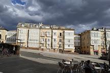 Plaza de la Virgen Blanca, Vitoria-Gasteiz, Spain