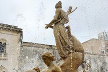 Fountain of Diana, Syracuse, Italy