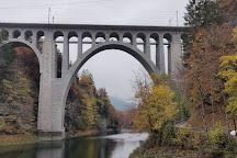 Viaduc du Day, Vallorbe, Switzerland