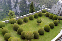 Gourdon Castle, Gourdon, France