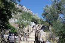 Karain Cave, Antalya, Turkey