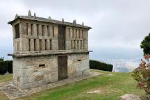 Mirador de San Roque, Viveiro, Spain