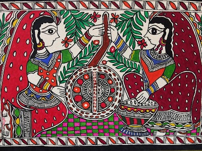 Mithilasmita Madhubani Paintings Handicrafts Gallery Permanently