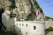 Fort L'Ecluse, Leaz, France
