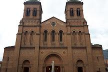 Iglesia la Candelaria, Medellin, Colombia