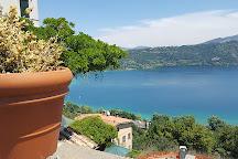 Lake Albano, Castel Gandolfo, Italy