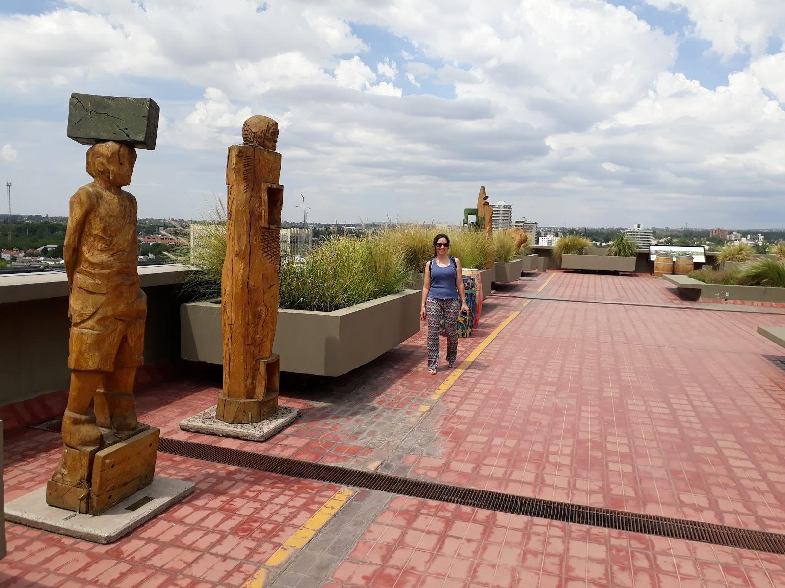 Visit Terraza Jardin Mirador On Your Trip To Mendoza Or
