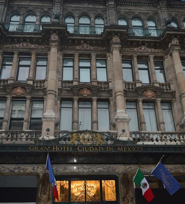 Luxury Hotels in Mexico City : Gran Hotel Ciudad de Mexico