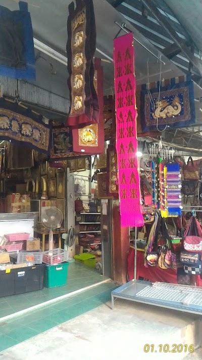 Chinese Town @ Mae Sai Checkpoint