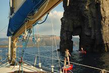 Sicily Sea Kayak, Isola Vulcano, Italy