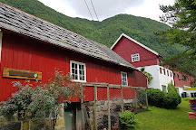 Artgallery G Guddal, Rosendal, Norway