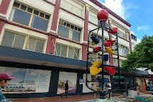 The Bucket Fountain, Wellington, New Zealand