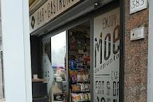 Moe's BAR, Rome, Italy