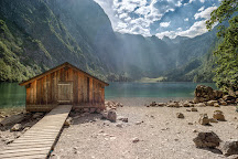 Obersee, Schoenau am Koenigssee, Germany