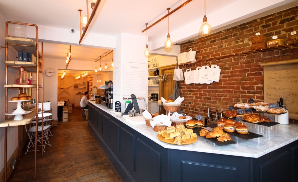 The Flour Pot Bakery: A Work-Friendly Place in Brighton