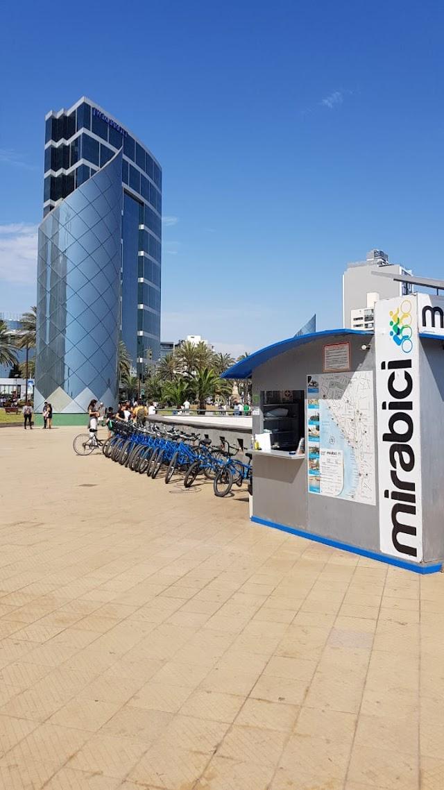 Mirabici Bike Rental & Tours Lima Perú
