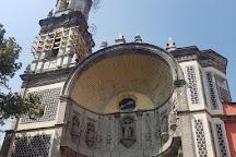 Iglesia de San Juan de Dios, Mexico City, Mexico