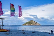 Paradise Beach, Thassos Town (Limenas), Greece