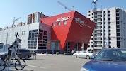 Ледокол, деловой центр, улица Антона Петрова на фото Барнаула
