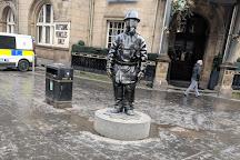 Citizen Firefighter, Glasgow, United Kingdom