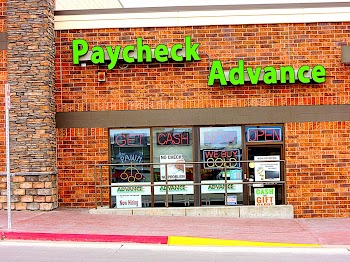 Paycheck Advance Payday Loans Picture