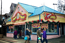 Fannie Farkle's Family Fun Parlor, Gatlinburg, United States