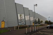Ravenscraig Regional Sports Facility, Motherwell, United Kingdom