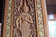 Thetthumnava Temple, Phang Nga, Thailand