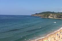 Playa de Langre, Langre, Spain