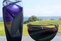 Baltic Sea Glass, Gudhjem, Denmark