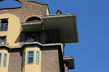 Casa Sola Busca, Milan, Italy